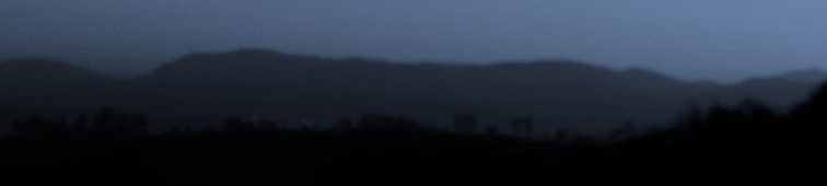 Daybreak at coastline - header image